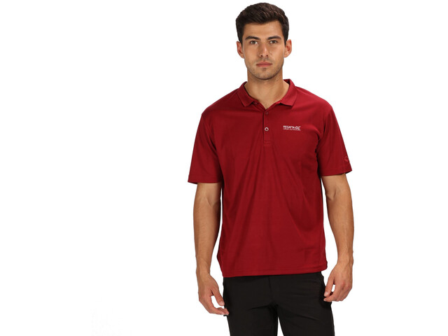 Regatta Maverik IV T-Shirt Homme, delhi red